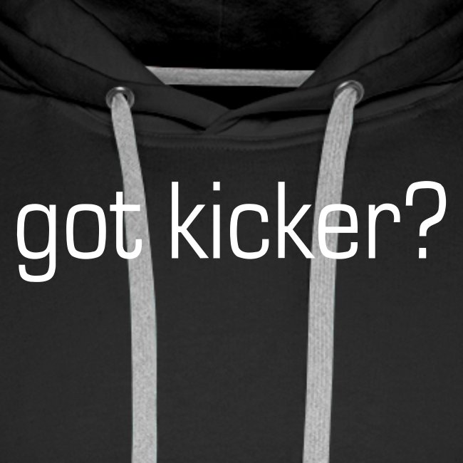 Kapu Got kicker?