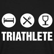 Design ~ Triathlete - white