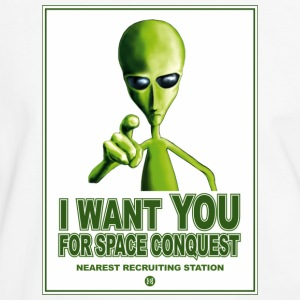 I Want You 2 Tee shirts - T-shirt contraste Homme