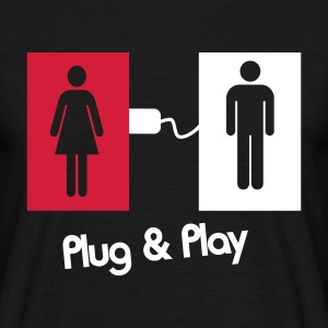 Plug & Play - T-shirt Homme