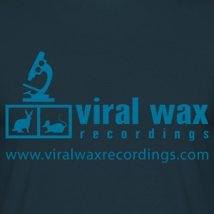 Viral Wax Logo T-Shirt - Men's T-Shirt