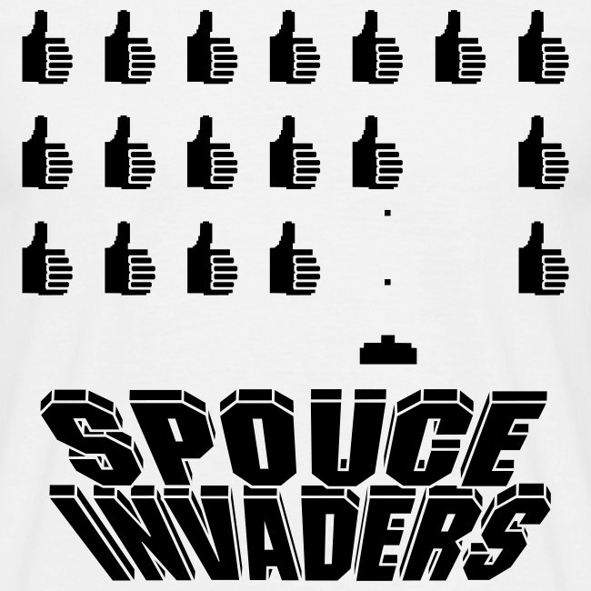 Spouce Invaders