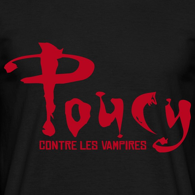 Poucy contre les vampires
