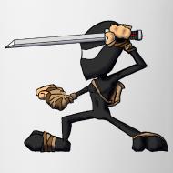 Design ~ Ninja Mug