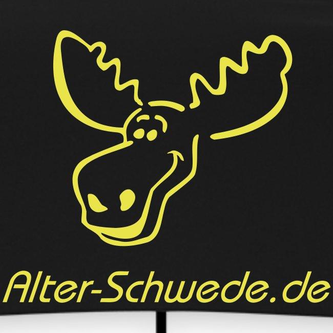 Elchschirm Alter Schwede - Der Gute Elch