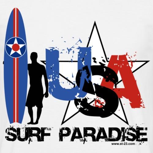 USA surf paradise