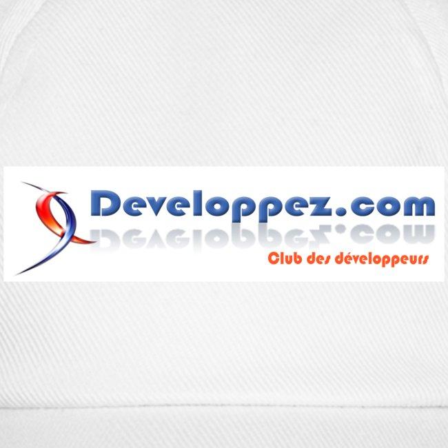 Casquette Développez.com [bannière]