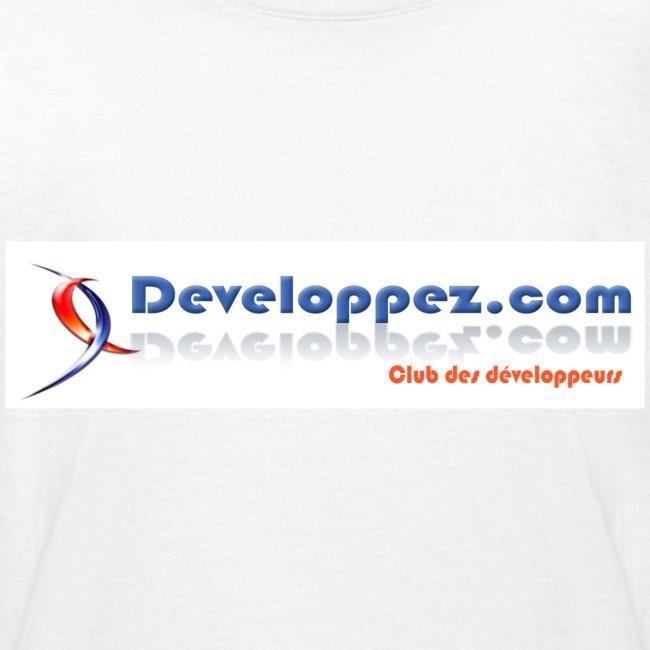 T-shirt enfant grande bannière