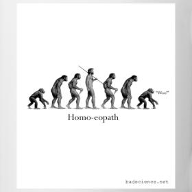 Design ~ Homo-eopath Mug
