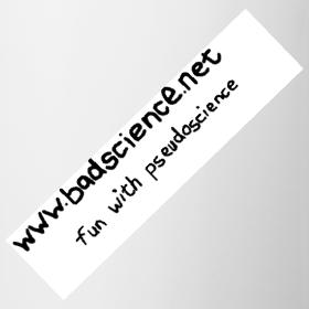 Design ~ Badscience Forum Mug