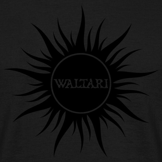 Waltari SUN 2007 black-on-black