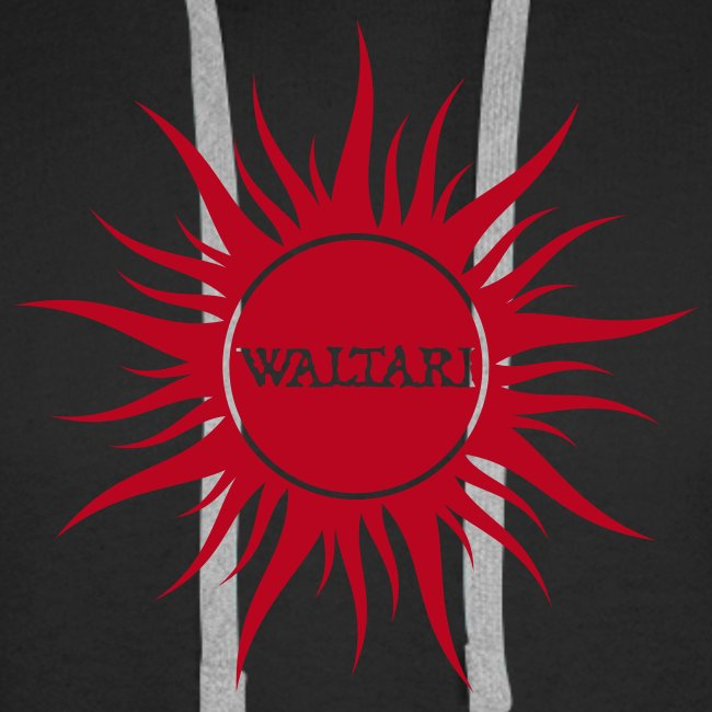 Waltari SUN 2007 red Hoodie