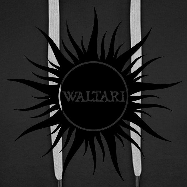 Waltari SUN 2007 black-on-black Hoodie
