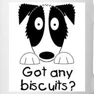 Design ~ Got Any Biscuits? Mug