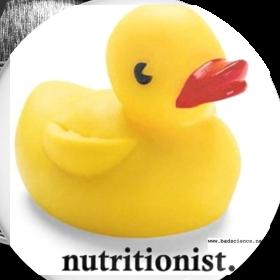 Design ~ Lovely Duck Badge