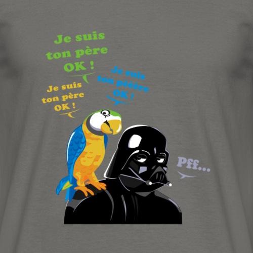Je suis ton père ok !