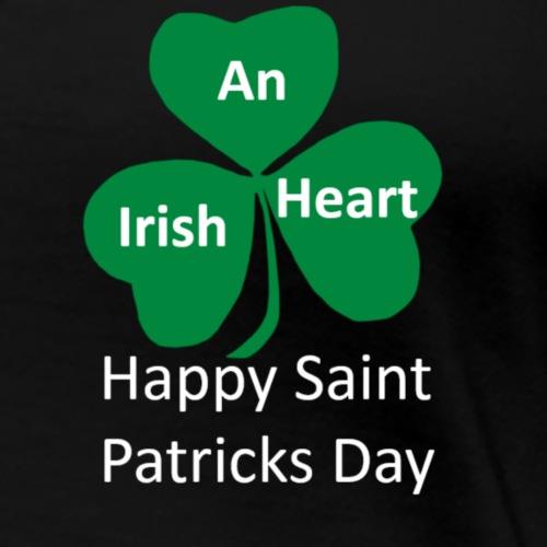 Irish Heart Patricks Day