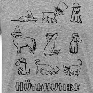 Hütehunde Hunde mit Hut Hundezüchter
