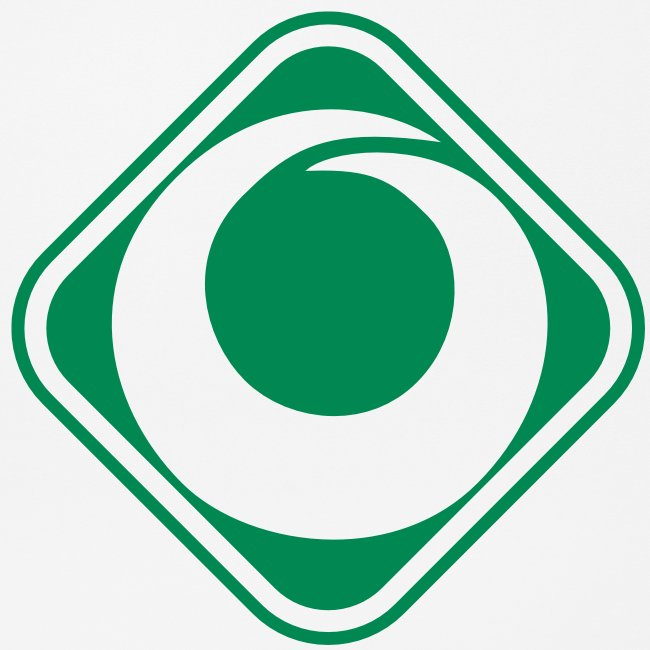 SV Grün-Weiss Harburg Mousepad - Green Pad