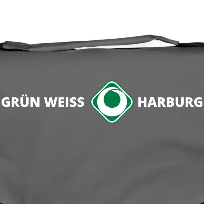 SV Grün-Weiss Harburg Umhängetasche - Grey Sportsbag