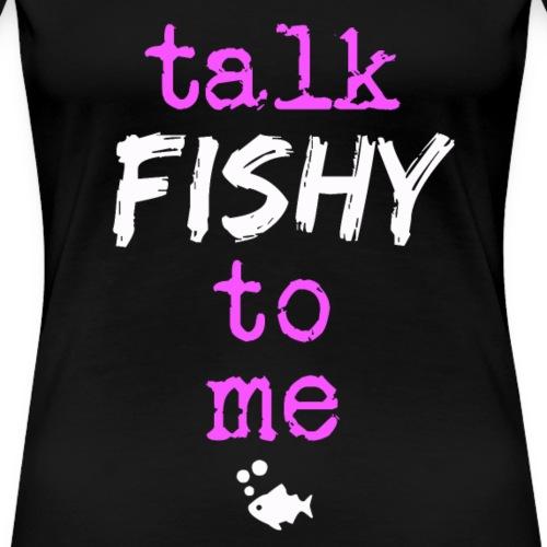 Talk Fishy To Me Pink