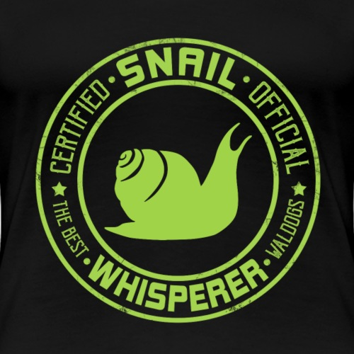 Snail Whisperer Green