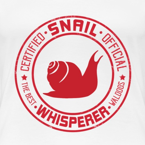 Snail Whisperer Red