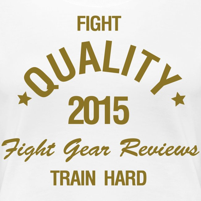 Womens FQ Gold T-Shirt