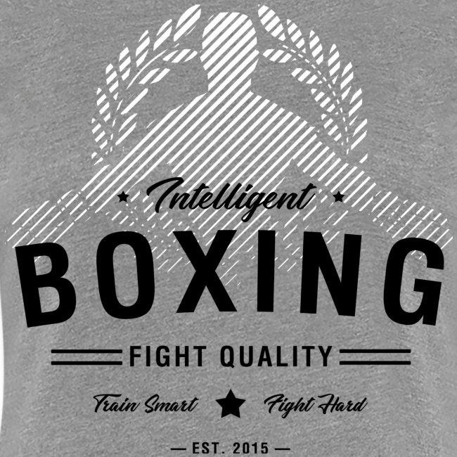 Womens Boxing T-Shirt
