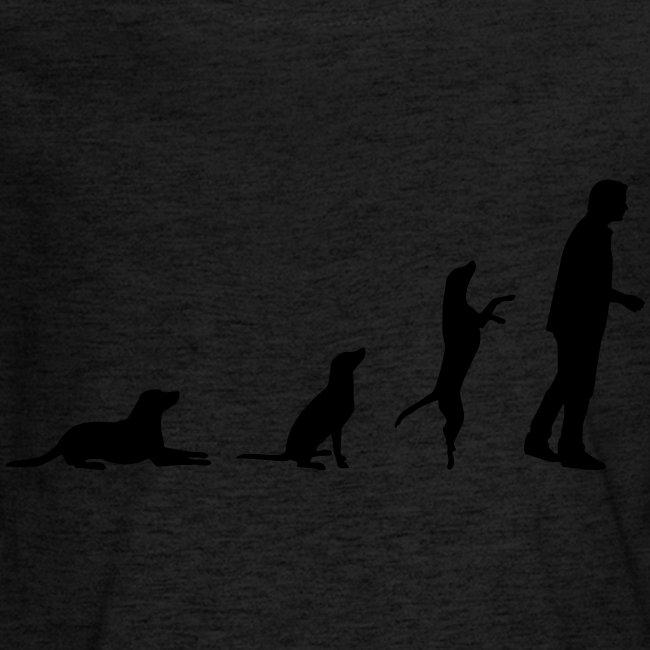 Neu! Teenager Langarmshirt - Evolution