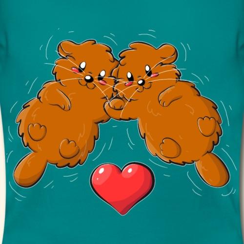 Otter-Liebe