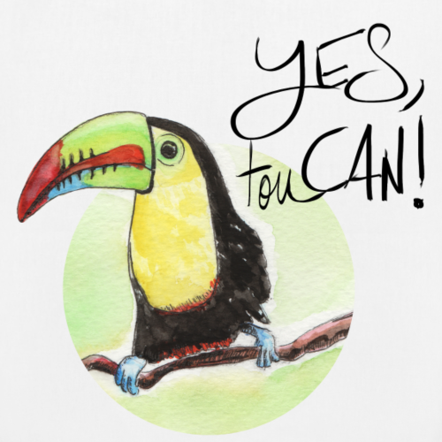 yes, toucan