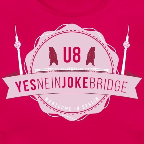 U-Bhf YesNeinJokeBridge