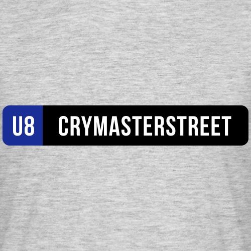 Sign- CryMasterStreet