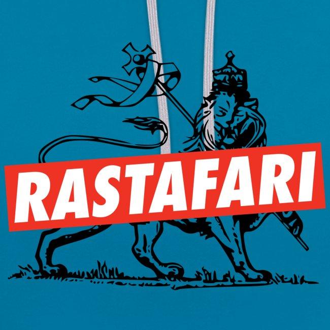 Rastafari - Lion of Judah - Rastafara - Rasta Hoodie