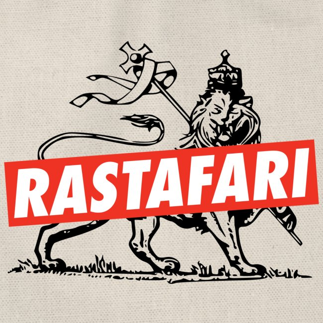 Rastafari - Lion of Judah - Rastafara - Reggae Sportbag