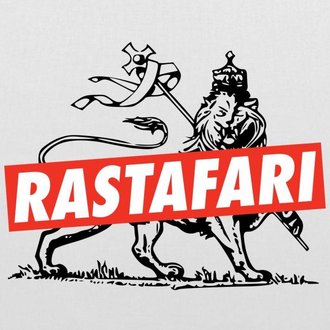 Rastafari - Lion of Judah - Rastafara - Reggae Totebag