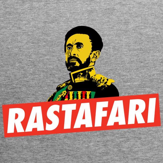 Rastafai - Haile Selassie I - HIM - Jah - Reggae Emperor Beanie