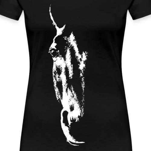 Equus Ferus - White