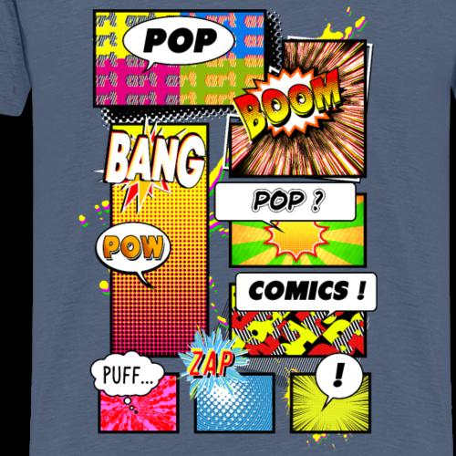 PopArt Comics !