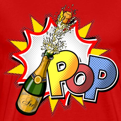 Champagne Pop Art 2