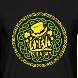 Irish for a day, clean