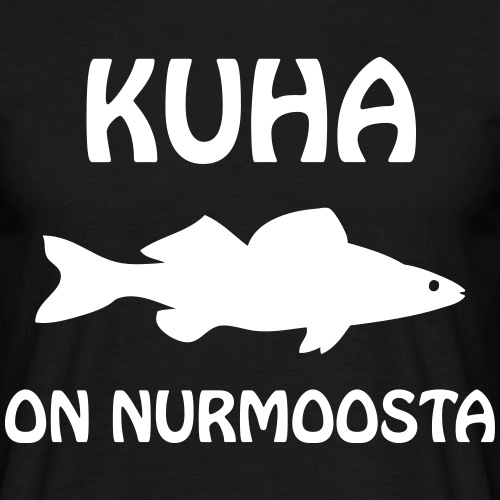KUHA ON NURMOOSTA