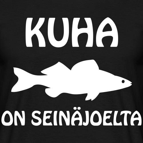 KUHA ON SEINÄJOELTA