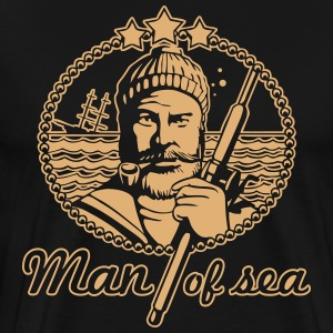 man of sea