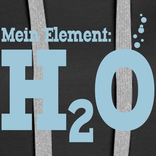 Mein Element: H2O