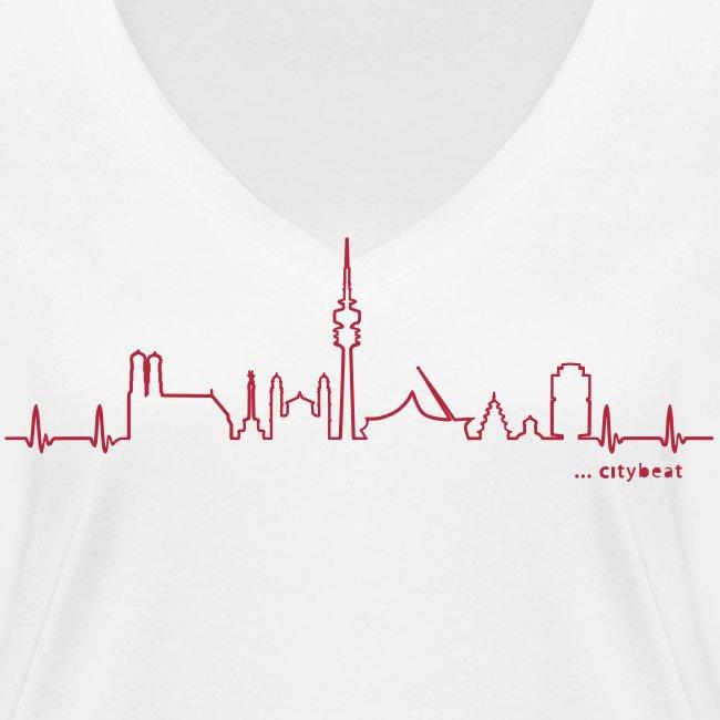 Citybeat München Frauen-Tshirt