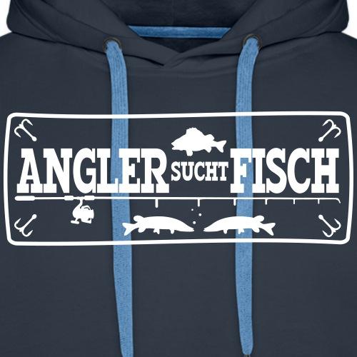 Angler sucht Fisch
