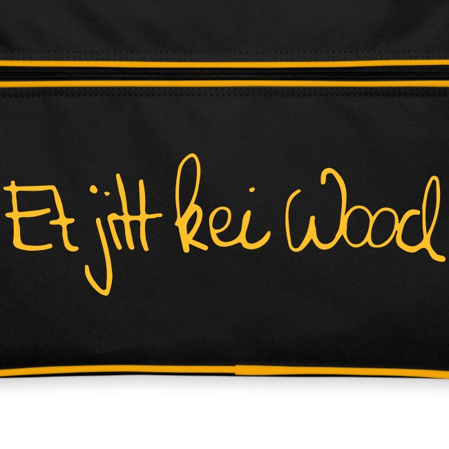 Et jitt kei Wood Tasche