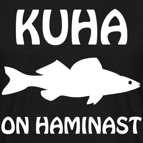 KUHA ON HAMINAST